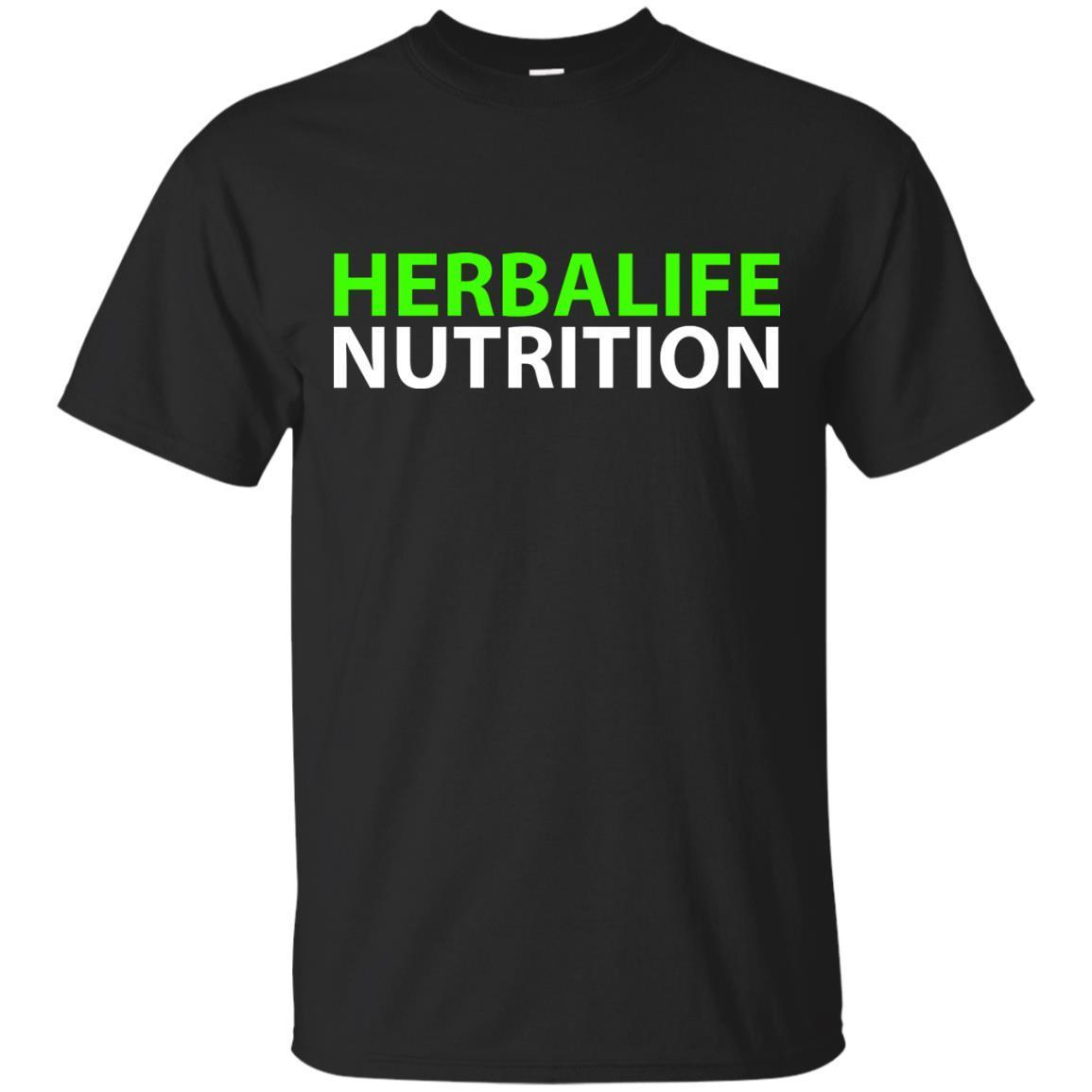 HERBALIFE NUTRITION T-Shirt – White Design