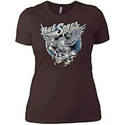 BOB SEGER NIGHT MOVES Classic Rock Music Vintage – Ladies' Boyfriend T-Shirt