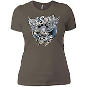 BOB SEGER NIGHT MOVES Classic Rock Music Vintage – Ladies' Boyfriend T-Shirt