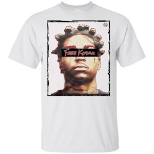 Free Kodak Black Shirt – T-Shirt