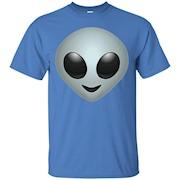 Emoji T-shirt – Alien Face