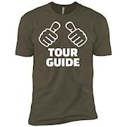 Tour guide Short Sleeve T-Shirt