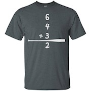 Classic Baseball 6-4-3-2 Double Play Shirt