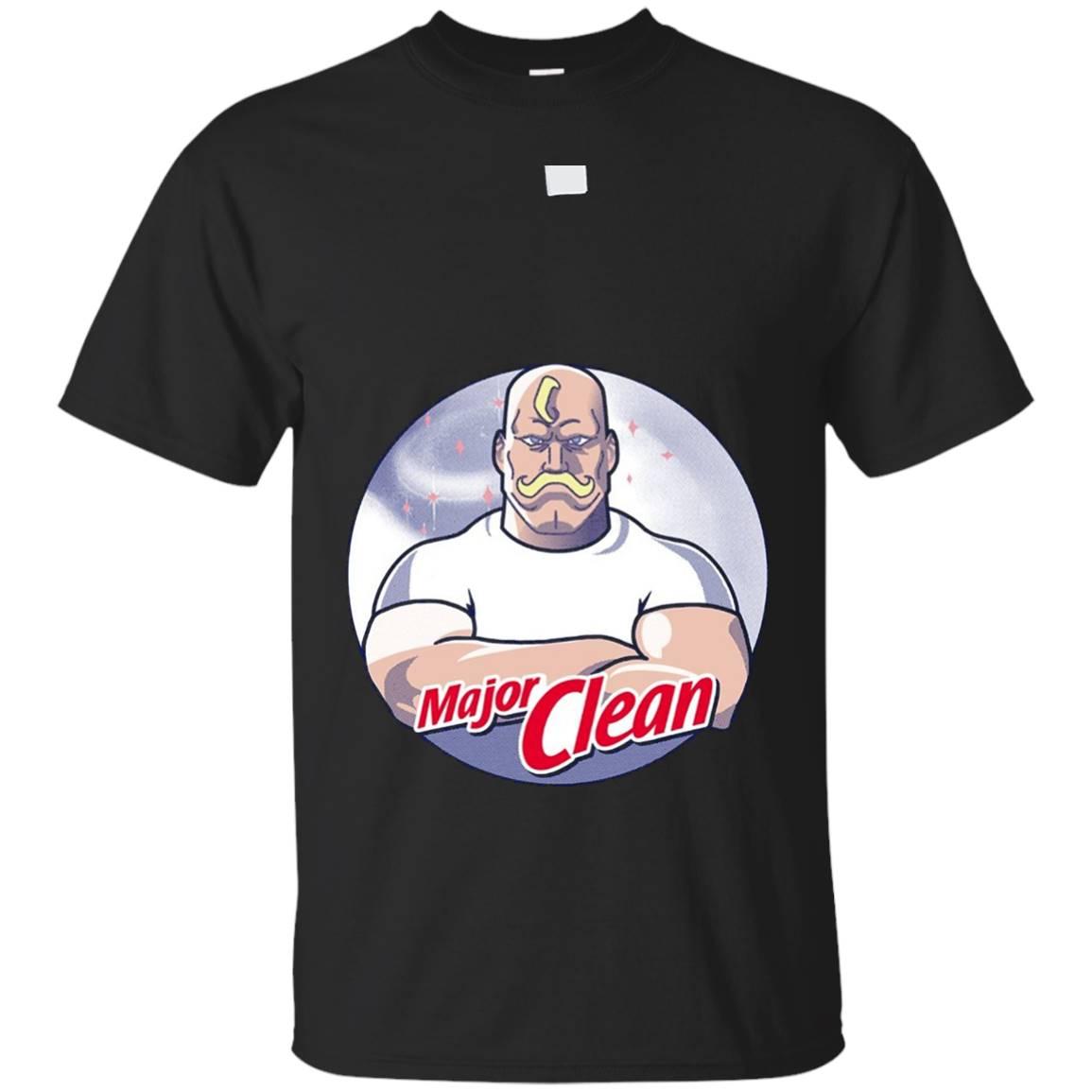 merimeaux Major Clean T-shirt