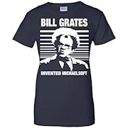Dr Steve Brule Shirt BILL GRATES INVENTED MICHAELSOFT