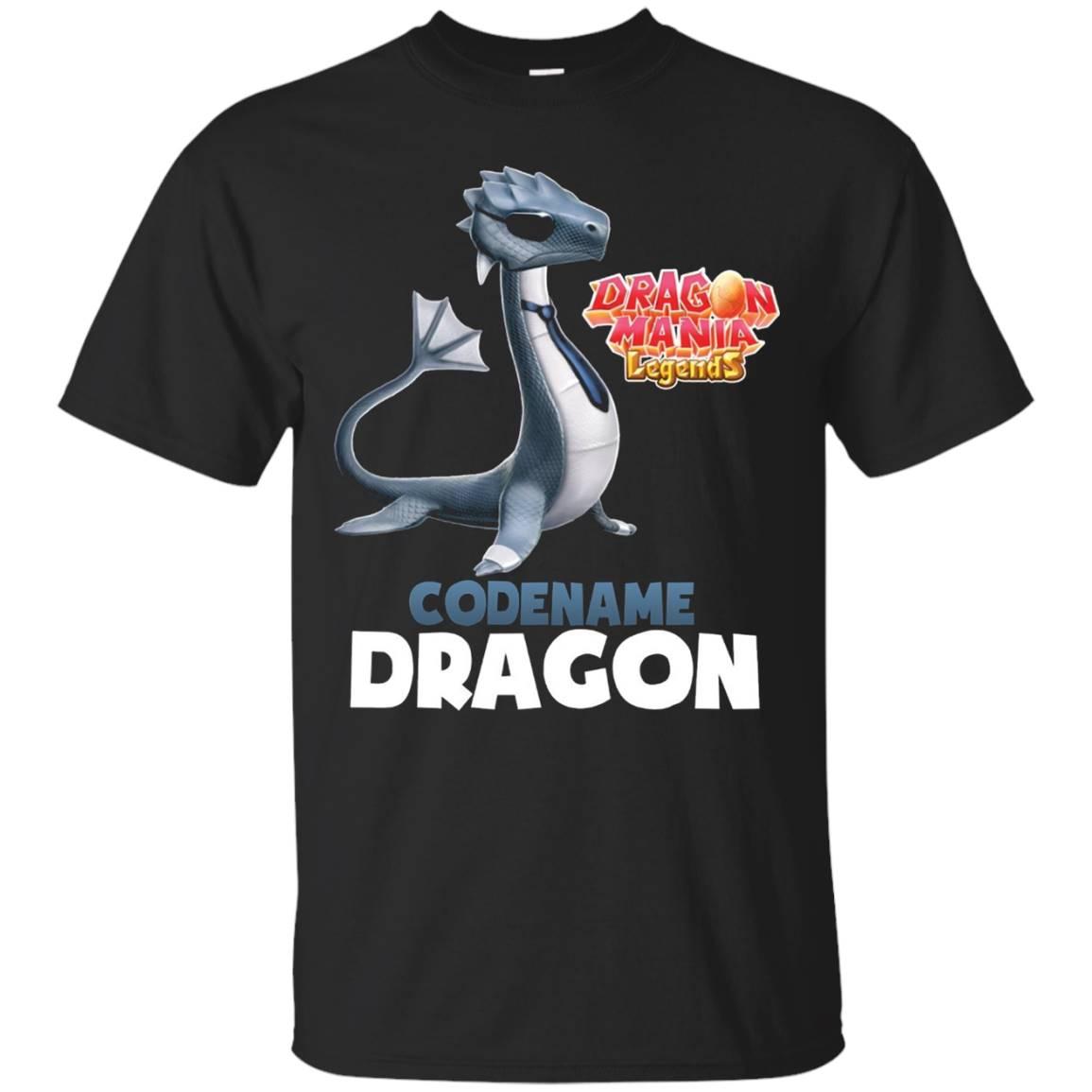 "Dragon Mania Legends ""Codename Dragon"""