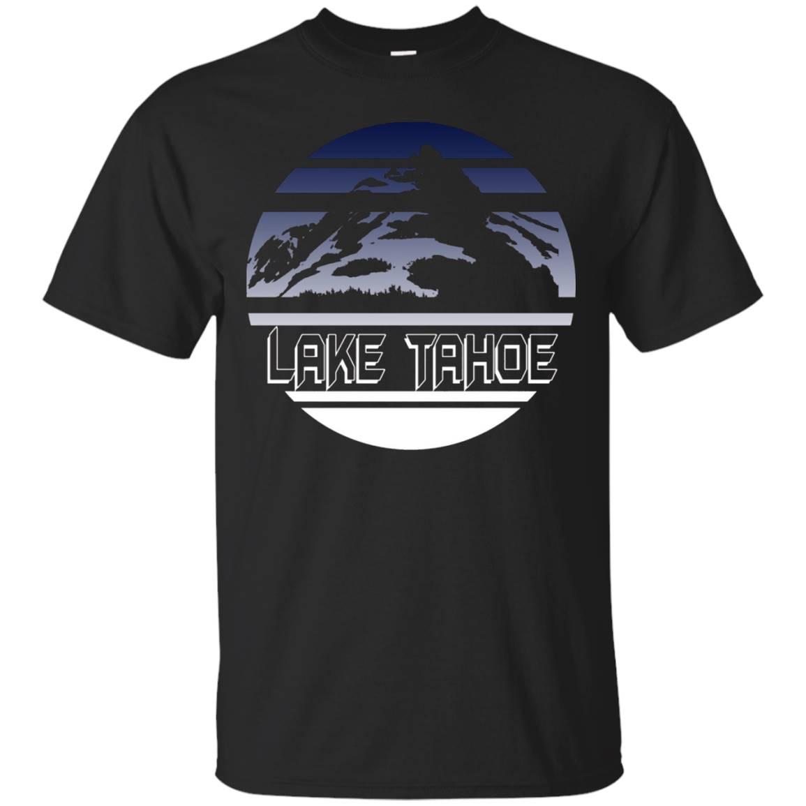 Lake Tahoe Mountain Shirt