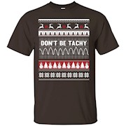 Nurse Christmas – Don't Be Tachy – Ugly Christmas Sweater