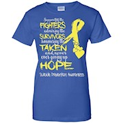 Suicide Prevention Awareness Shirt – Suicidal Tendencies