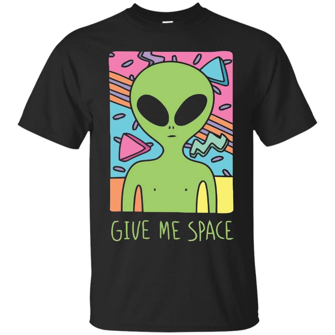 Trippy Alien T-shirt