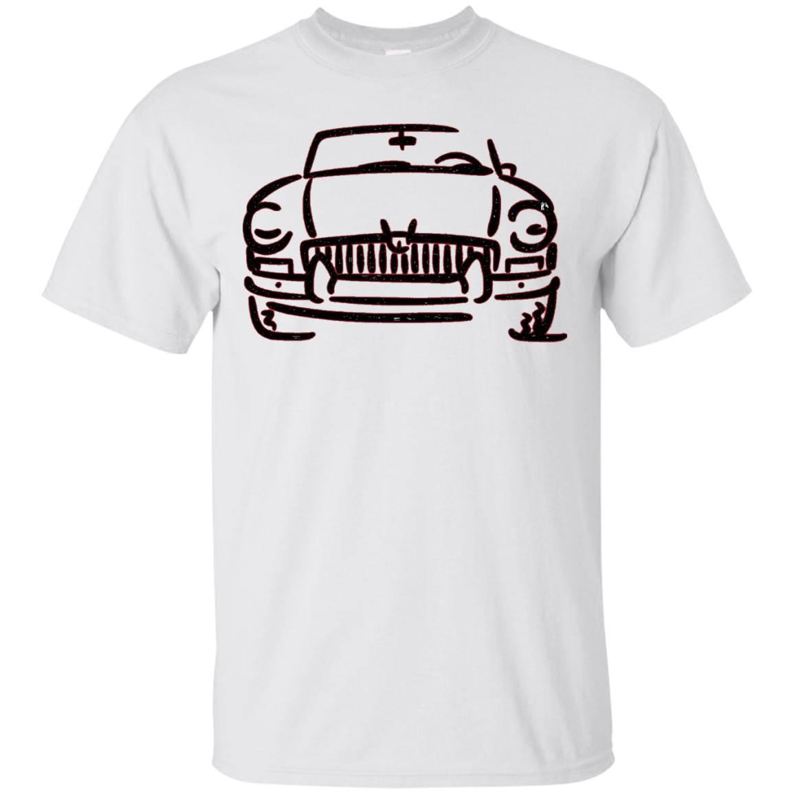 MGB Chrome Bumper British Sportscar MG T-shirt