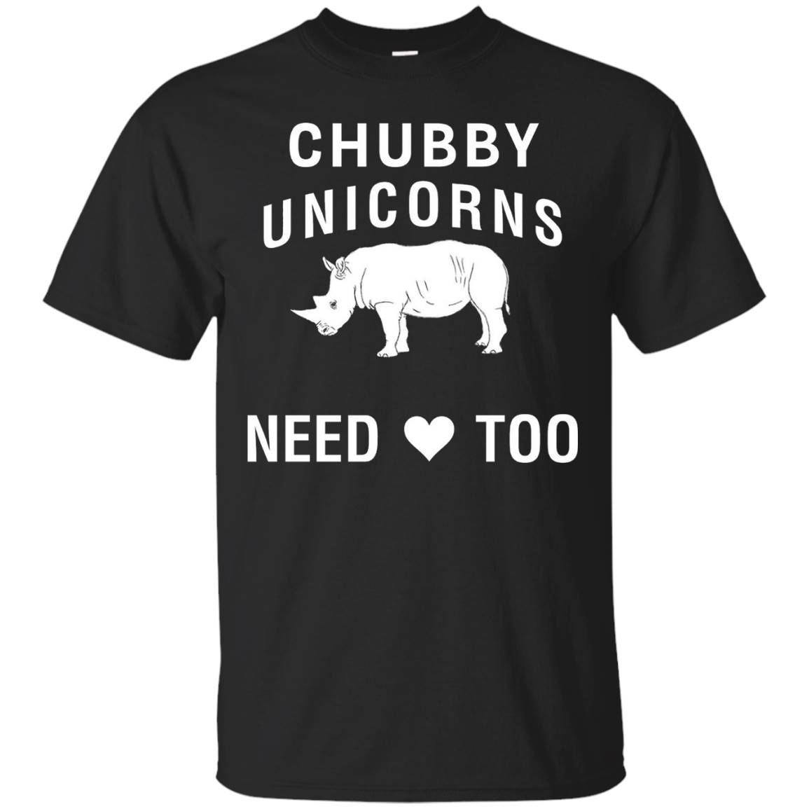 Chubby Unicorns Need Love Too Save Rhinos from Extinction