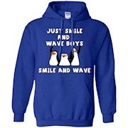 Just Smile And Wave Boys, Smile And Wave T-Shirt