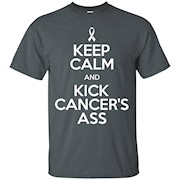 Keep Calm and Kick Cancer's Ass