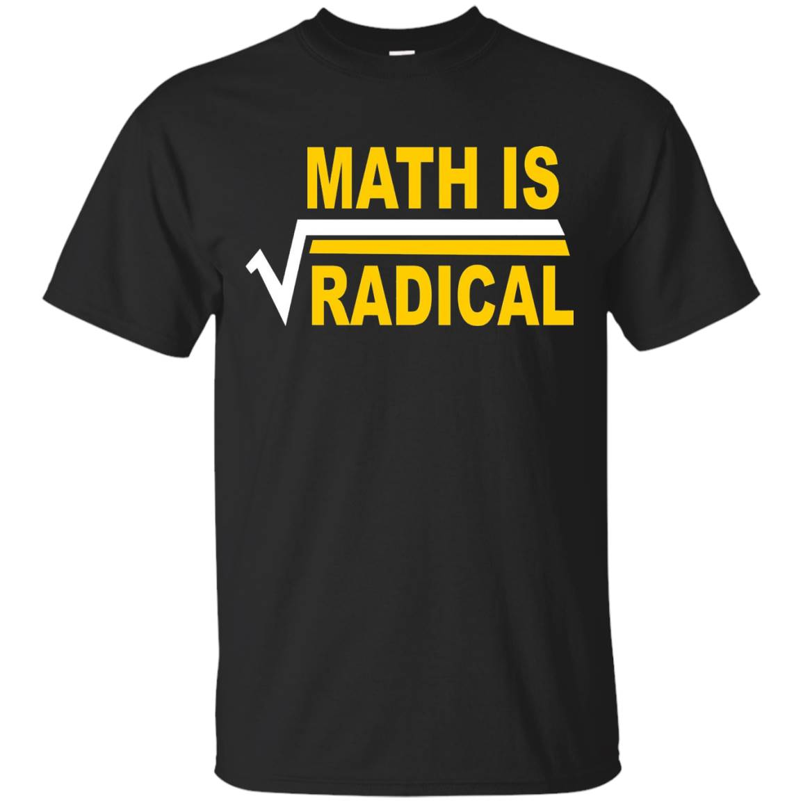 Math Is Radical TShirt
