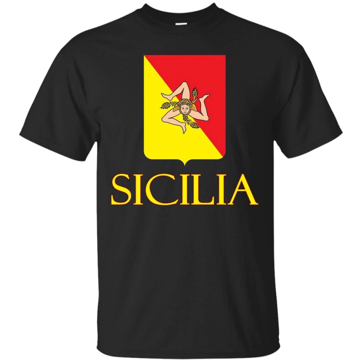 Sicilia – Sicily, Italy – Coat of Arms