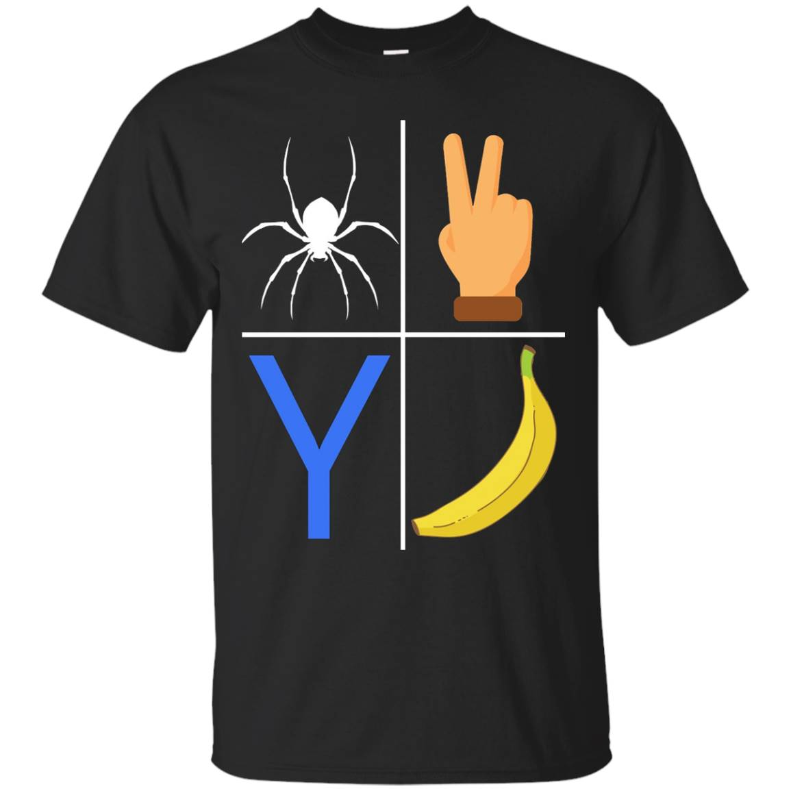 Spider 2 y banana shirt – Great Spider 2 y banana t shirt