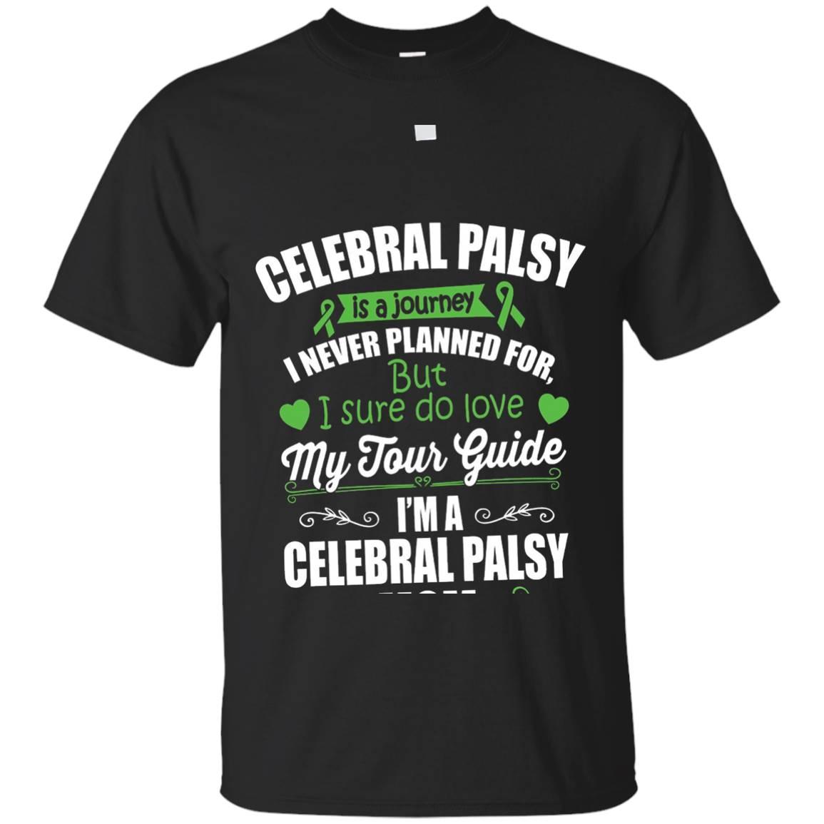 Cerebral Palsy Mom Awareness T-Shirt