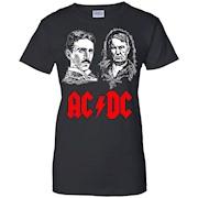 AC DC Tesla & Edison T-Shirt
