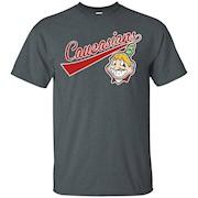 Cleveland Caucasians Native Go Indians T-Shirt