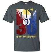 DU30 is my president T-Shirt – Duterte for president