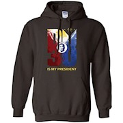 DU30 is my president T-Shirt – Duterte for president
