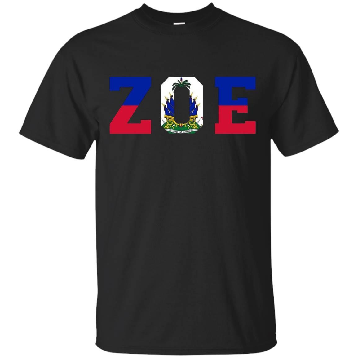 Haitian Zoe – Haitian pride for Haitian Flag Day