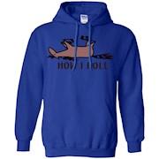 Horse T-shirts – How I Roll