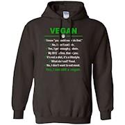I am still a vegan