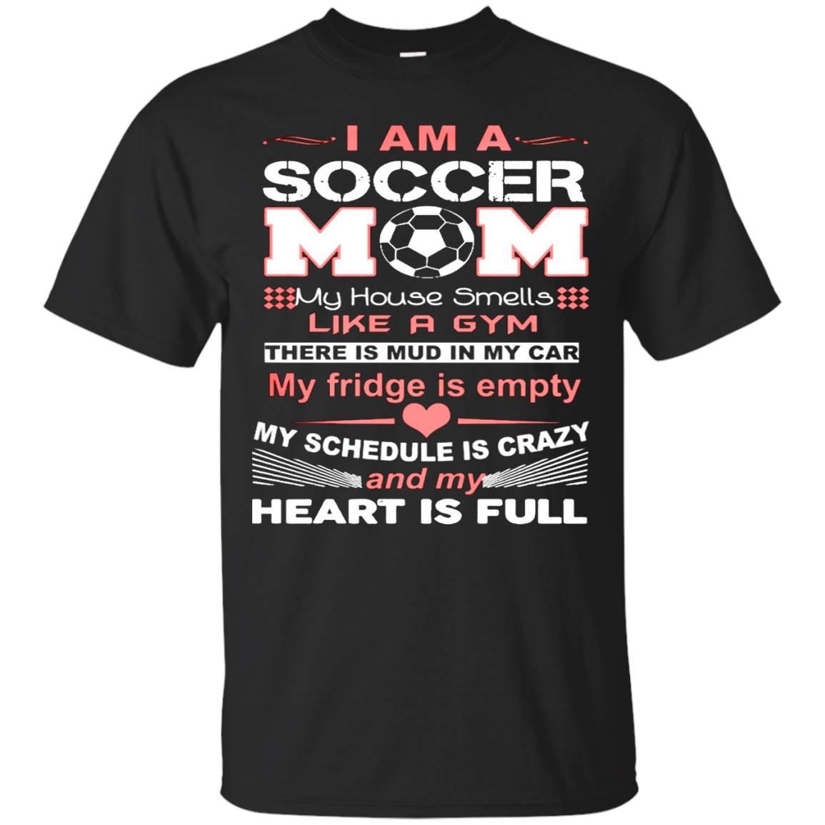 I'm a soccer mom t shirt