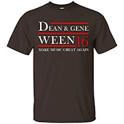 Make Music Great Again Dean And Gene Ween 16 T-Shirt