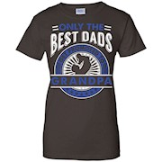 Only The Best Dads Get Promoted To Grandpa Shirt