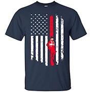 Scuba Diving Flag Shirt