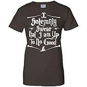 Solemnly Swear – Mischief Managed Shirt