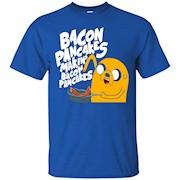 Bacon Pancakes Making Bacon Pancakes funny t-shirt
