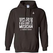Band Mom shirt – I raised mine