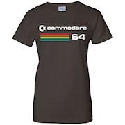 Commodore 64 Retro Computer Tshirt