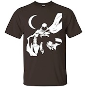 Dark Knight Collection – Moon Knight T-Shirts