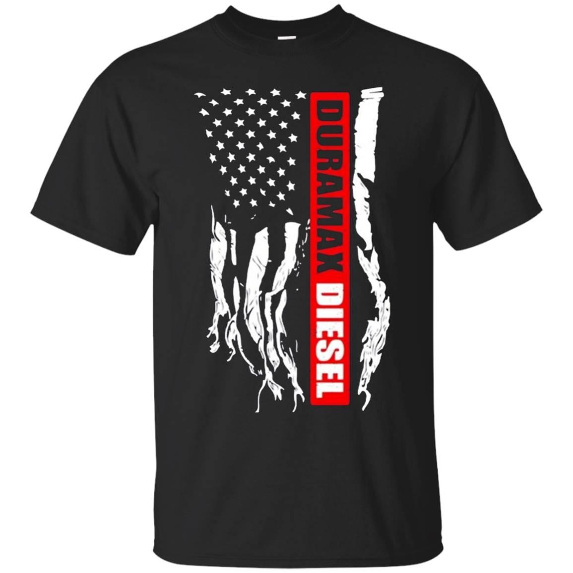 Duramax Diesel Shirts – Duramax Diesel Flag Shirt