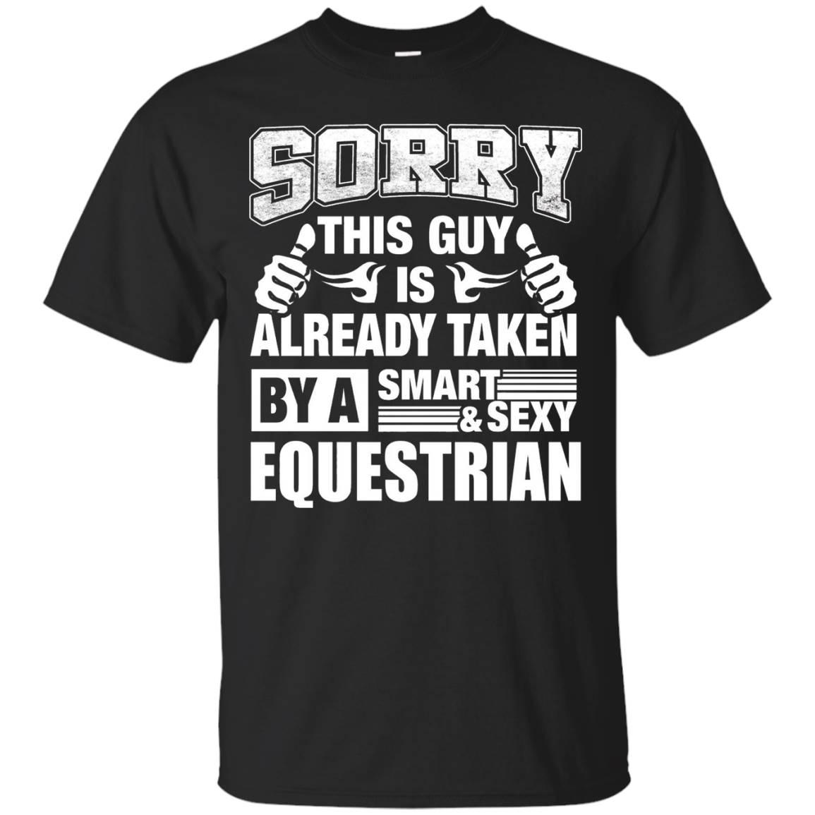 Equestrian Shirt – Smart Sexy Equestrian's Boyfriend Husband