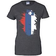Flag of Slovenia T Shirt National Slovenian tee