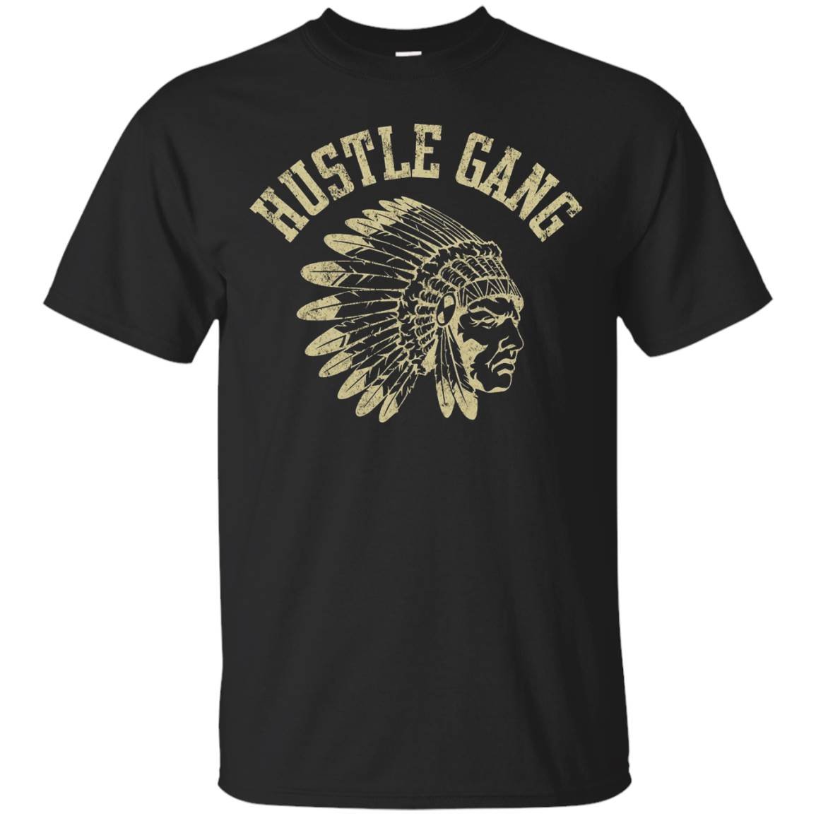 Hustle gang shirts