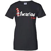 I am librarian T shirt