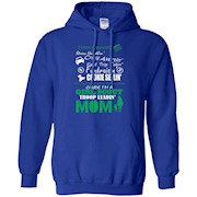 I'M A GIRL SCOUT TROOP LEADING MOM T SHIRT