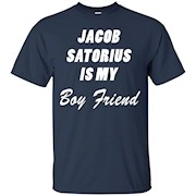 Jacob Sartorius Is my Boyfriend T-shirt