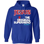 Jesus The Original Superhero Shirt
