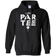 Let's Par Tee (Party) Funny Golf T-Shirt