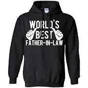 Men's World's Best Father in Law T shirt – Great gift idea