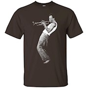 Miles Davis Jazz Trumpeter T-shirt