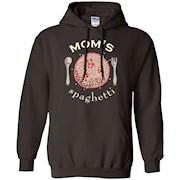 Mom's Spaghetti meme viral funny spagett printed t-shirt